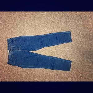 J Brand Denim Leggings in Sable. Never worn!